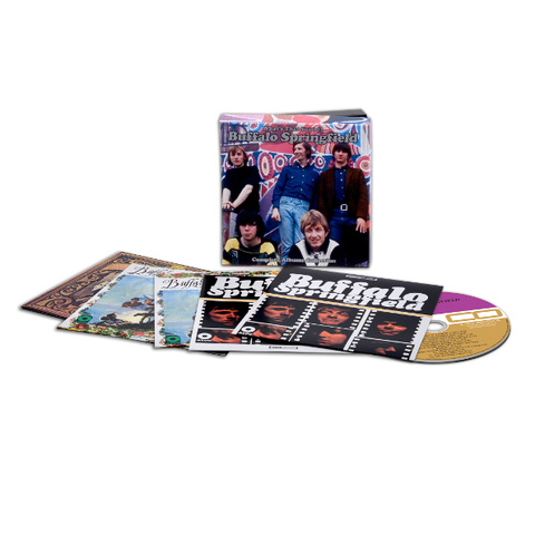 Buffalo Springfield / What's That Sound? - Complete Albums Collection (5CD)