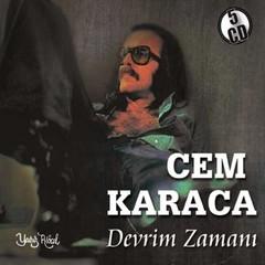 Devrim Zamanı 5 CD BOX SET - Cem Karaca