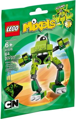 LEGO Mixels: Гломп 41518 — Glomp — Лего Миксели