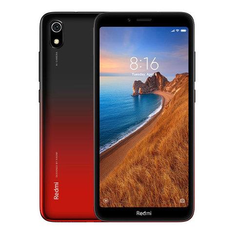 Смартфон Xiaomi Redmi 7A 2/32GB Red-Красный  (Global Version)