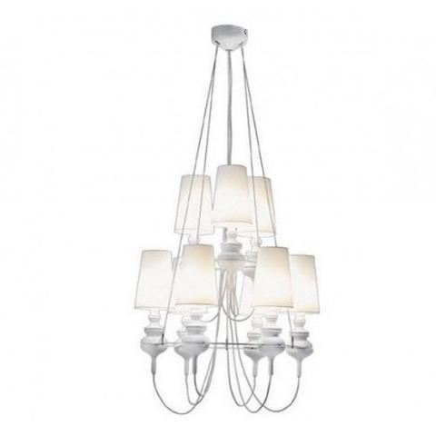 replica Jaime Hayon  Josephine chandalier 9 lamps (white)