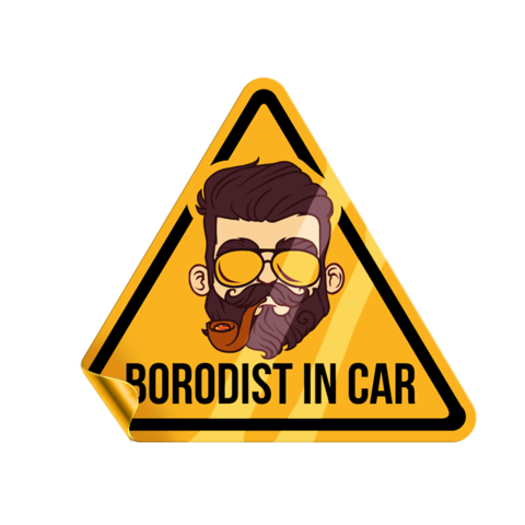 BORODIST IN THE CAR