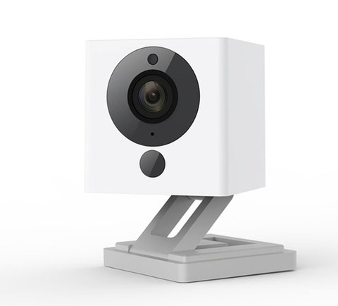 Сетевая камера Xiaomi Small Square Smart Camera (QDJ4033RT/QDJ4051RT)