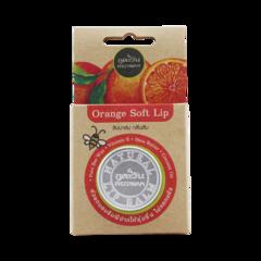 Органический бальзам для губ апельсин PHUTAWAN