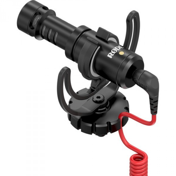 Микрофон Rode VideoMicro (для фото и видеокамер Canon, Sony, Nikon и т.д.)