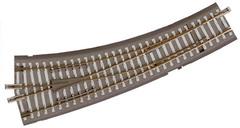 IBW: Радиусная стрелка, на насыпи - Правая 15° (руч.)