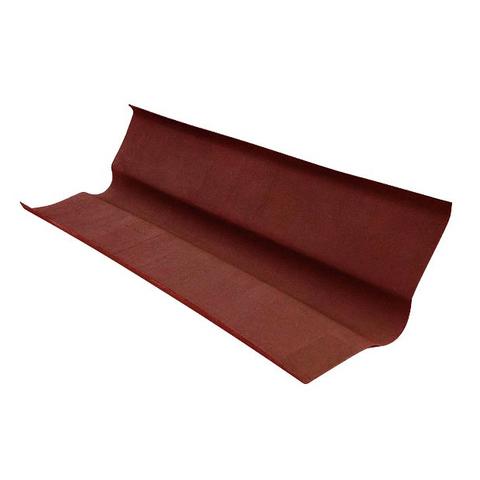 Ендова ондулин красная 1000 мм