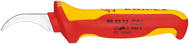 Нож для удаления оболочки кабеля KN-985313