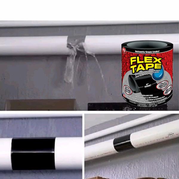 Flex Tape обязательно должна быть дома