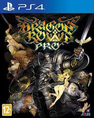 Sony PS4 Dragon's Crown Pro. Steelbook Edition (английская версия)