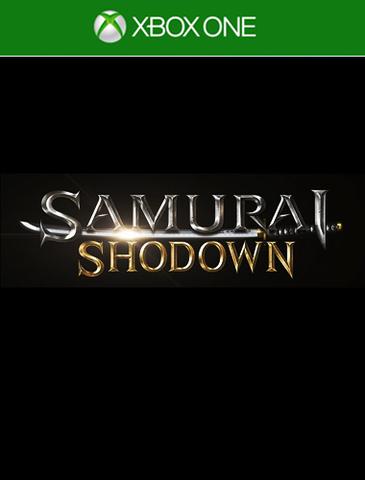 Xbox One Samurai Shodown (русская документация)