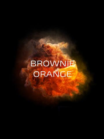 Кальянная смесь DO YOU - Brownie Orange (Апельсиновый брауни), 50г.