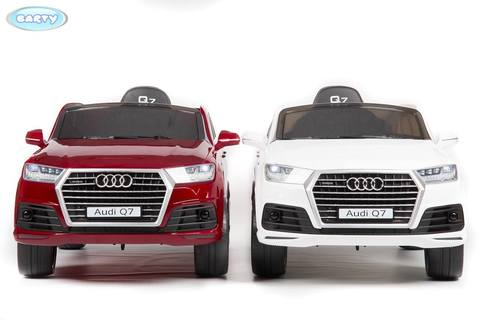 Электромобиль BARTY Audi Q7 Quattro LUX (JJ2188R/2MP)