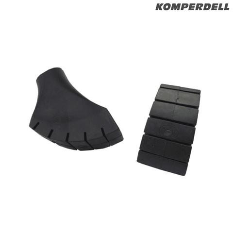 Наконечники для асфальта Komperdell Ultra Size