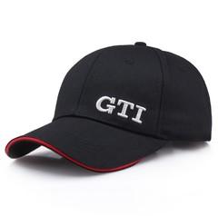 Кепка c вышитым логотипом GTI (Бейсболка Volkswagen)