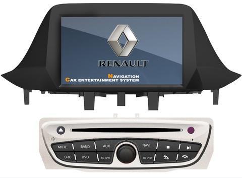 Штатная магнитола для Renault Megane 3 - Рено Меган 3