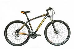 горный велосипед Corto FC229 оранжевый