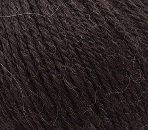 Пряжа Gazzal Baby Alpaca шоколад 46004