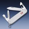 Нож Victorinox Cadet, 84 мм, 9 функций, серебристый