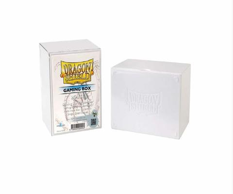Dragon Shield - Коробочка белая на 100+ карт
