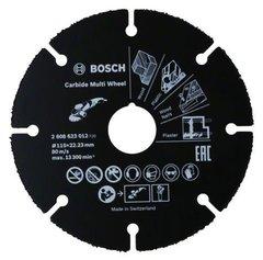 Отрезной диск Carbide Multi Wheel по дереву, 115 мм