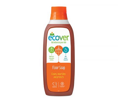 Экологическое средство для мытья пола с льняным маслом