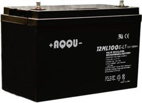 Аккумуляторы AQQU AQQU 12ML100E-LT - фото 1