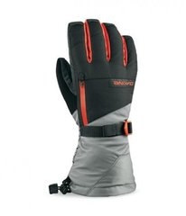 Перчатки горнолыжные Dakine Titan Glove Charcoal