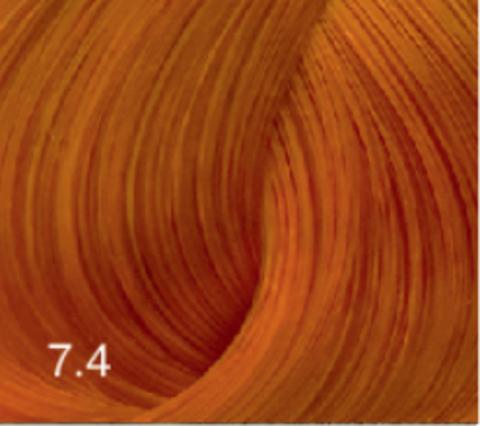 7.4 Бутикле 100 мл краска для волос