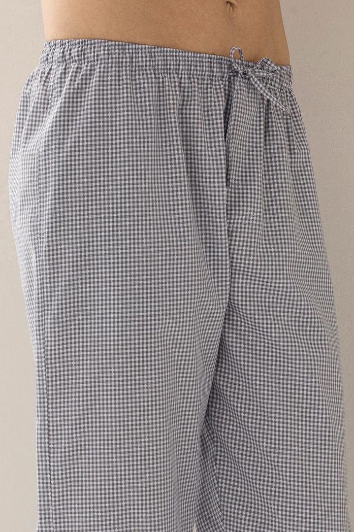 Хлопковые домашние брюки для мужчин Zimmerli