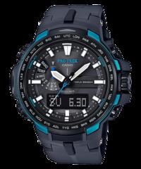 Мужские японские наручные часы Casio PRW-6100Y-1ADR