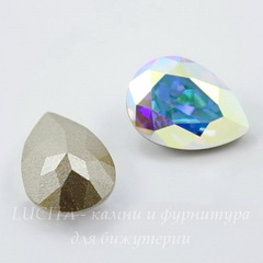 4320 Ювелирные стразы Сваровски Капля Crystal AB (14х10 мм)