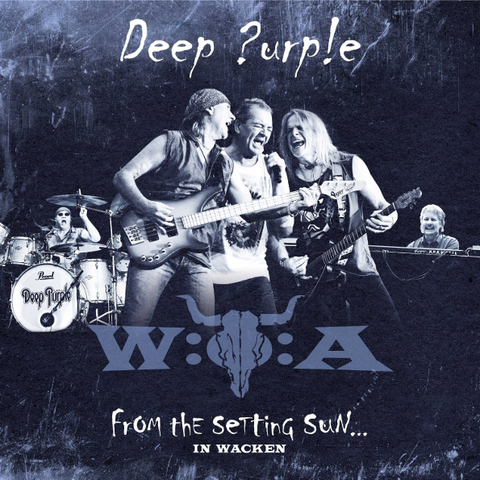 Deep Purple / From The Setting Sun... In Wacken (RU)(2CD)