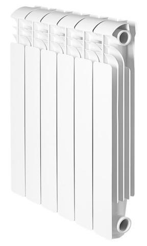 Радиатор Global ISEO 500 - 6 секций