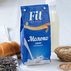 Молоко сухое обезжиренное, 300 гр. (Питэко)
