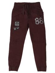 BPT001313 брюки детские, бордовые