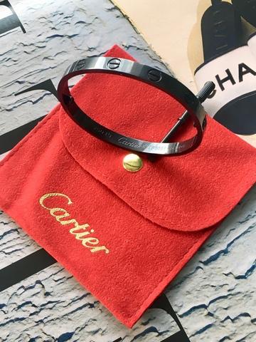 Браслет Cartier Black