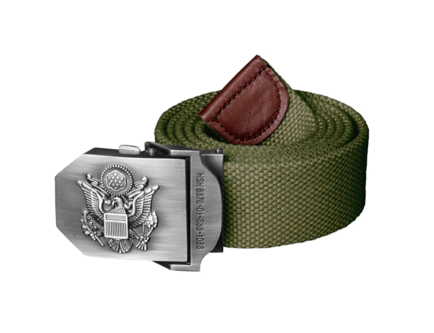 Ремень Helikon Army Belt (зеленый)