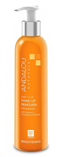 Средство для снятия макияжа с век и ресниц, Andalou Naturals