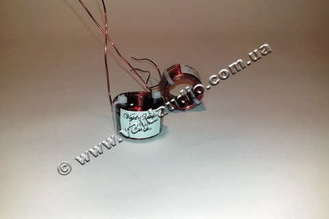 Катушка индуктивности Vajd Audio  135 µH*0,23 Ohm 0,8 mm