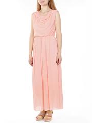 F16 платье женское, коралловое
