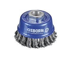 Чашечная щетка OSBORN для обработки поверхностей и удаления кромок D65 M14 STW050