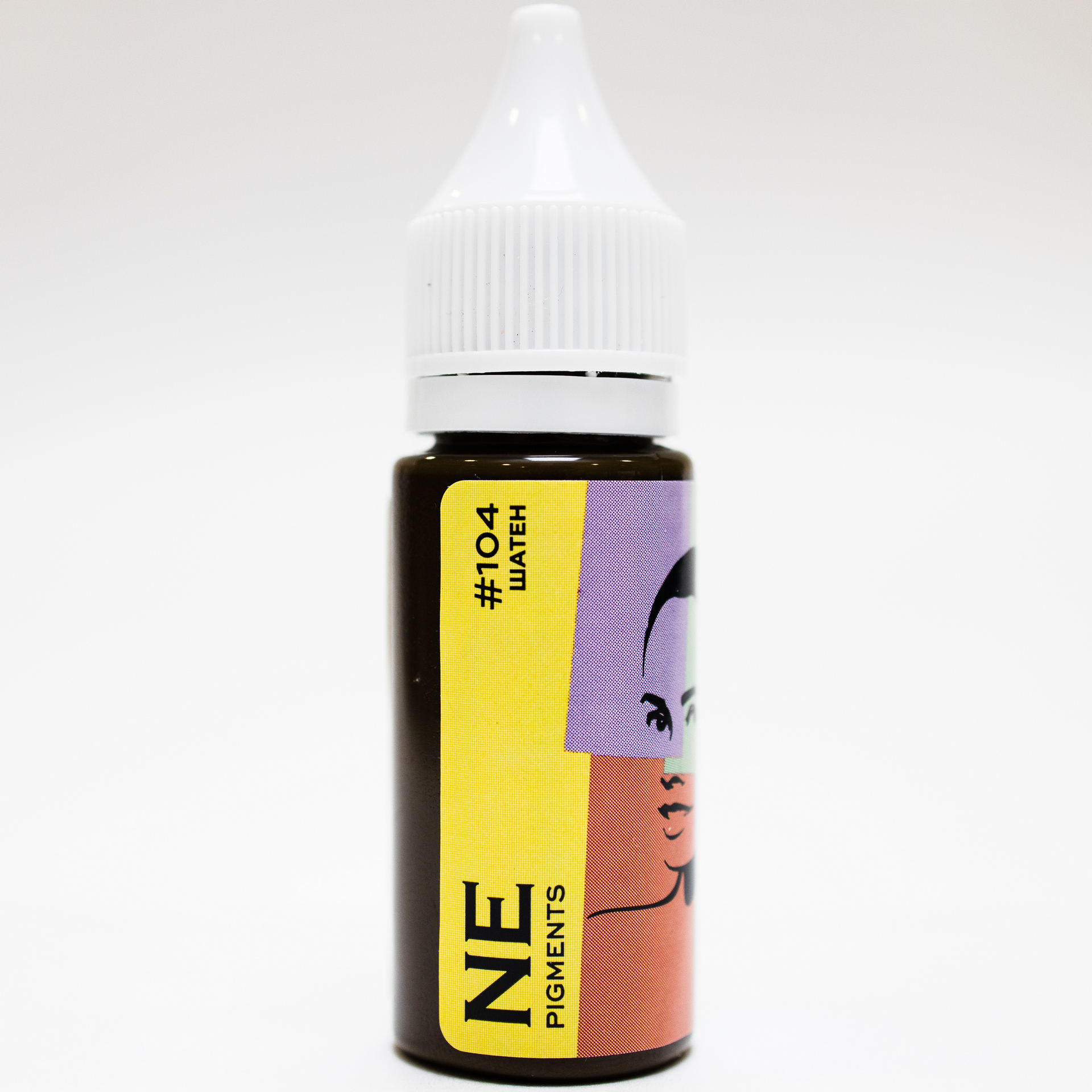 Пигмент NE Pigments #104 Шатен
