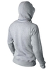 "Light grey insulated hoodie ""Scout"""
