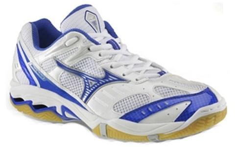 Мужские волейбольные кроссовки Mizuno Wave Spike 11 (09KV885 27) белые фото
