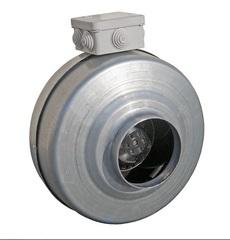 Вентилятор канальный ВанВент ВКВ 125 Е (ebmpapst мотор)