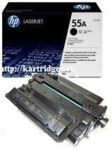 Картридж Hewlett-Packard (HP) CE255A