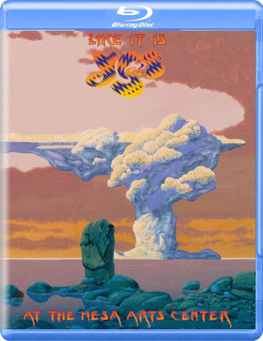 Yes / Like It Is - At The Mesa Arts Center (Blu-ray)