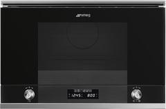 Микроволновая печь Smeg MP122N1 фото