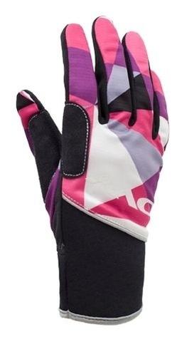 Гоночные перчатки One Way Colorado розовые